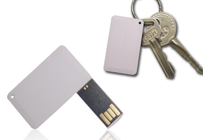 史上最小的迷你名片u盘,外观小巧性能强大