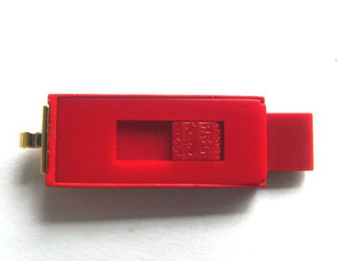 中国红u盘——塑胶u盘外壳